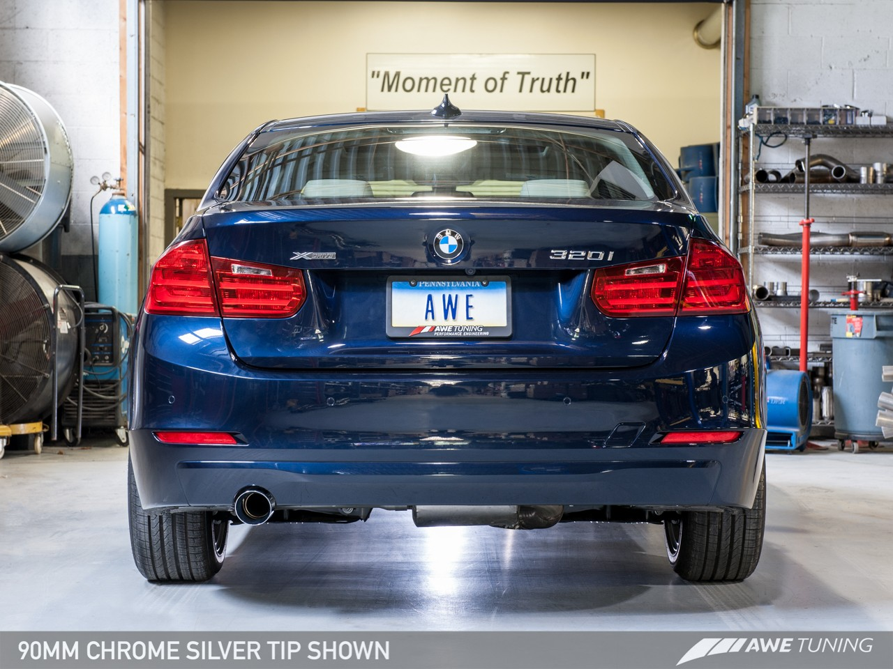 awe tuning bmw f30 320i touring edition exhaust. Black Bedroom Furniture Sets. Home Design Ideas