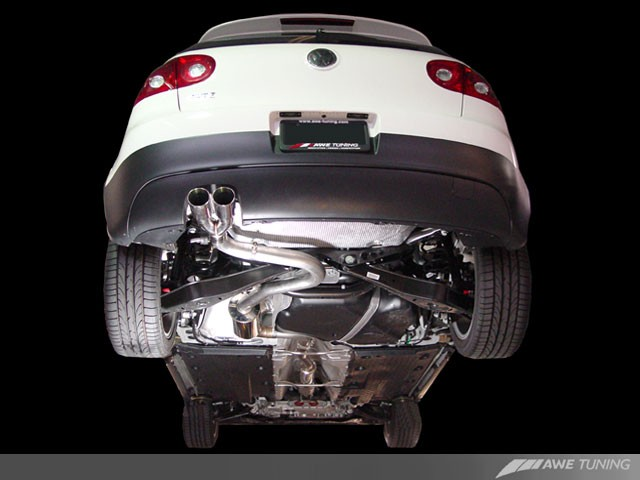 3015 32038 awe tuning mk5 gti cat back exhaust. Black Bedroom Furniture Sets. Home Design Ideas