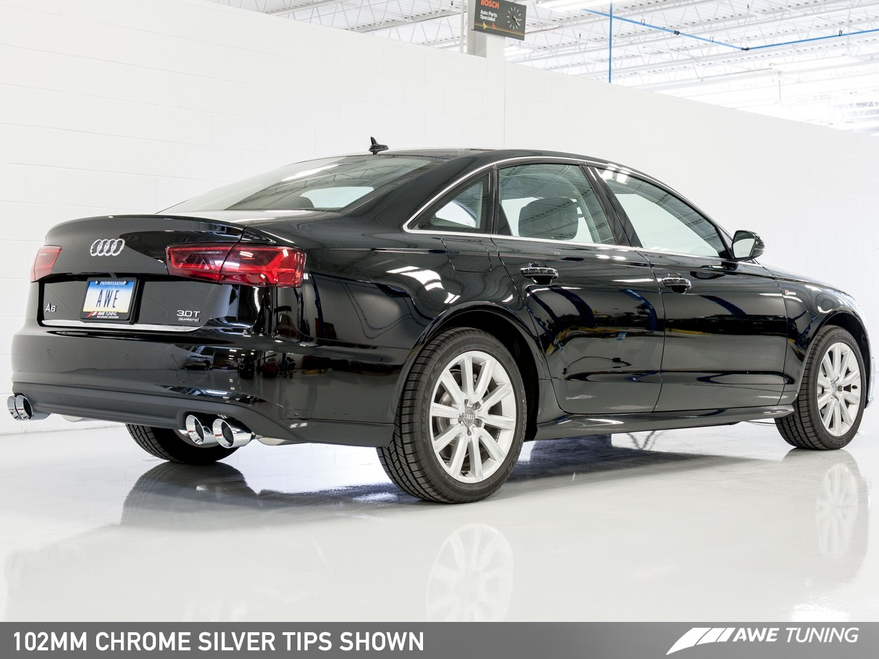 awe tuning c7 5 audi a6 3 0t touring edition exhaust. Black Bedroom Furniture Sets. Home Design Ideas