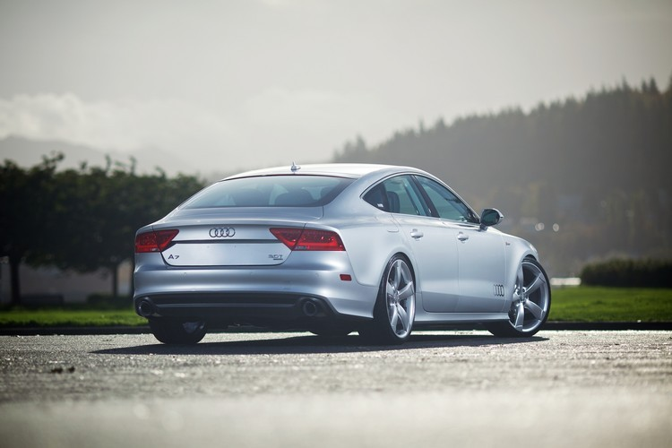 Awe Tuning Audi C7 A7 Touring Edition Exhaust Suite Awe