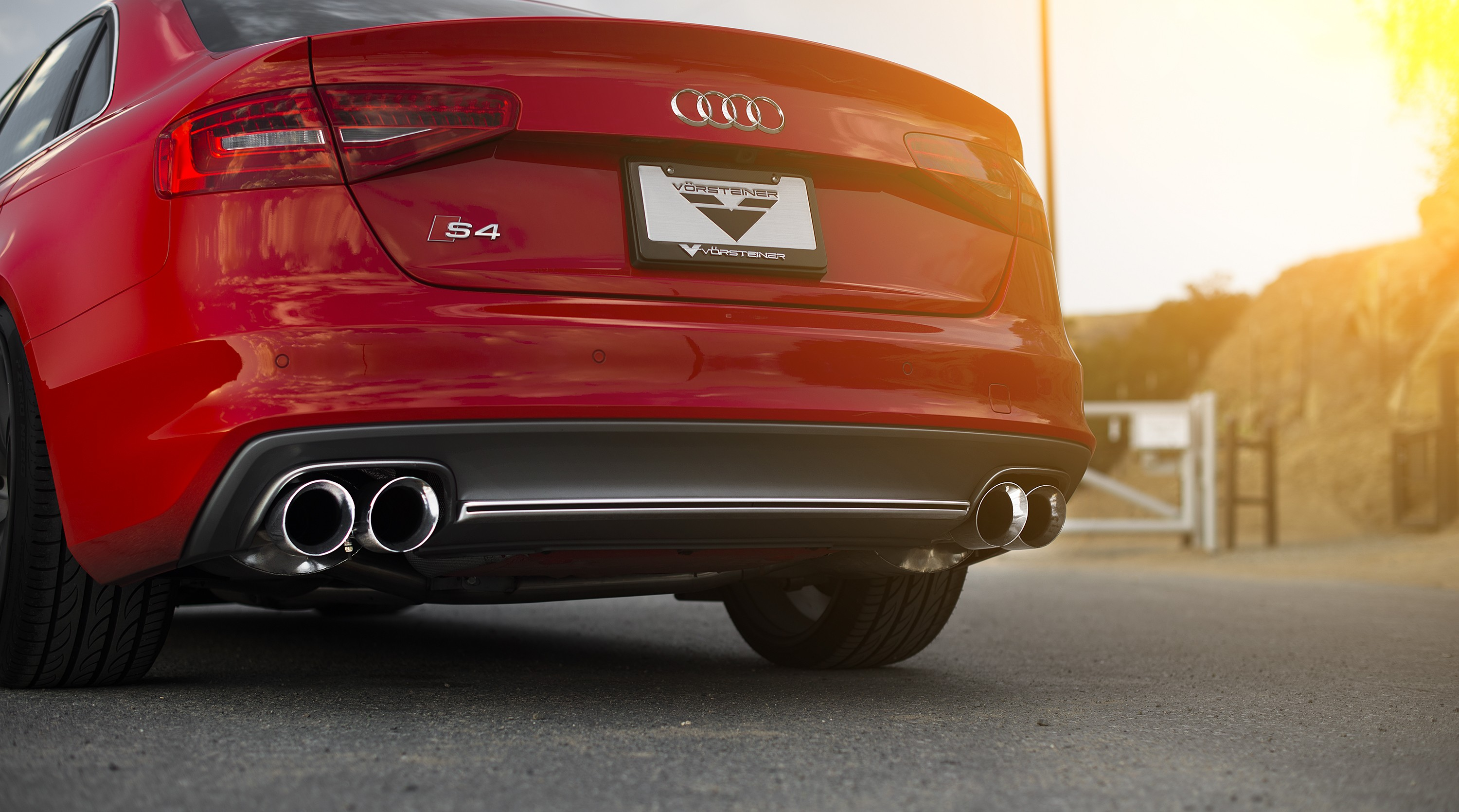 Awe Tuning Audi B8 5 S4 Touring Edition Exhaust And