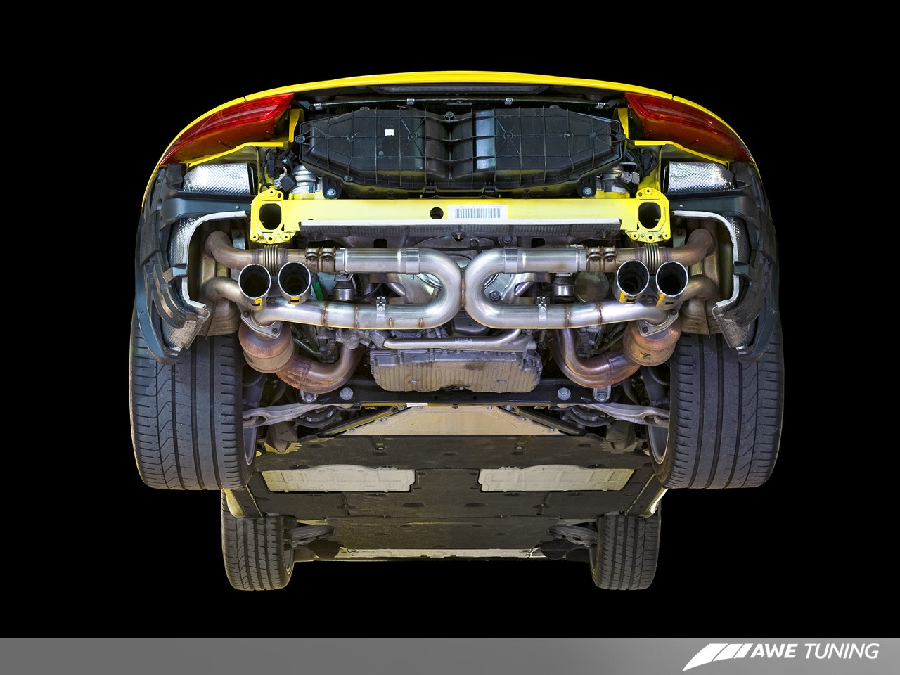 "awe tuning porsche 991 switchpathâ""¢ exhaust awe tuning"