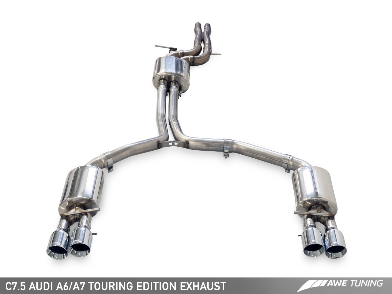 AWE Tuning 2016+ C7 5 Audi A6/A7 Exhaust Suite  Now Available