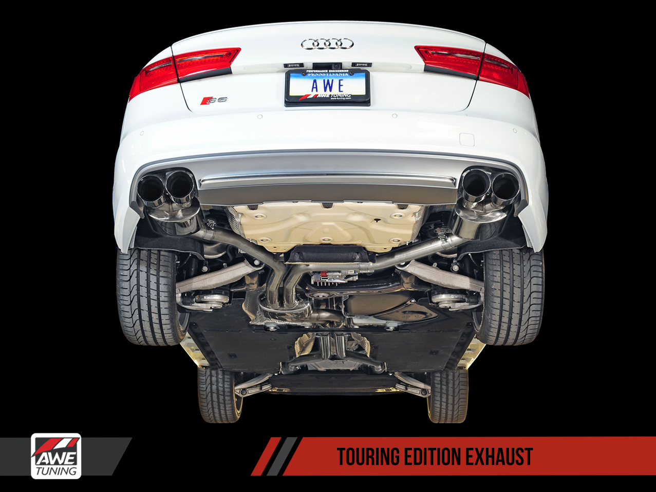 Introducing The Awe Tuning S6 S7 Exhaust Suite With New