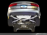 AWE Tuning Audi A6 3.0T Touring Edition Exhaust and Downpipe Systems