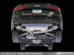 AWE Tuning Audi C7.5 A7 Exhaust Suite
