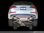 AWE Tuning Audi Q5 3.0T Exhaust Suite