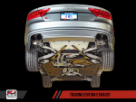 AWE Tuning Audi S7 Exhaust Suite
