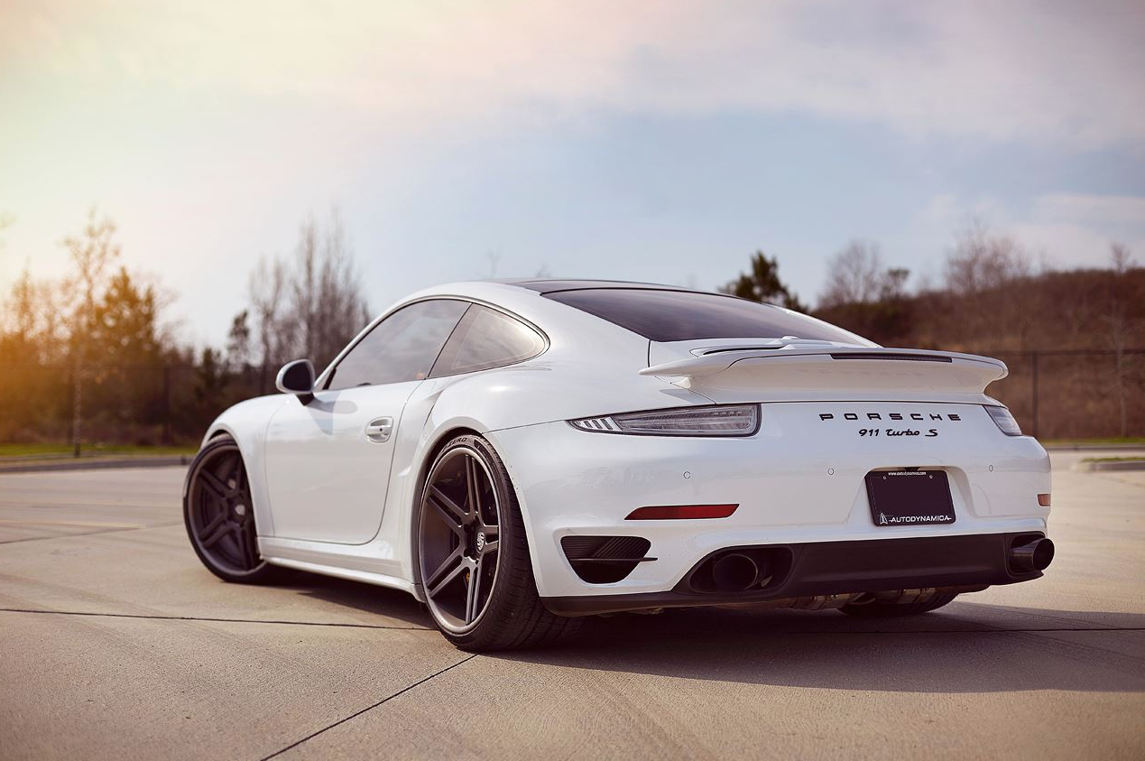 tuning porsche 911 turbo s