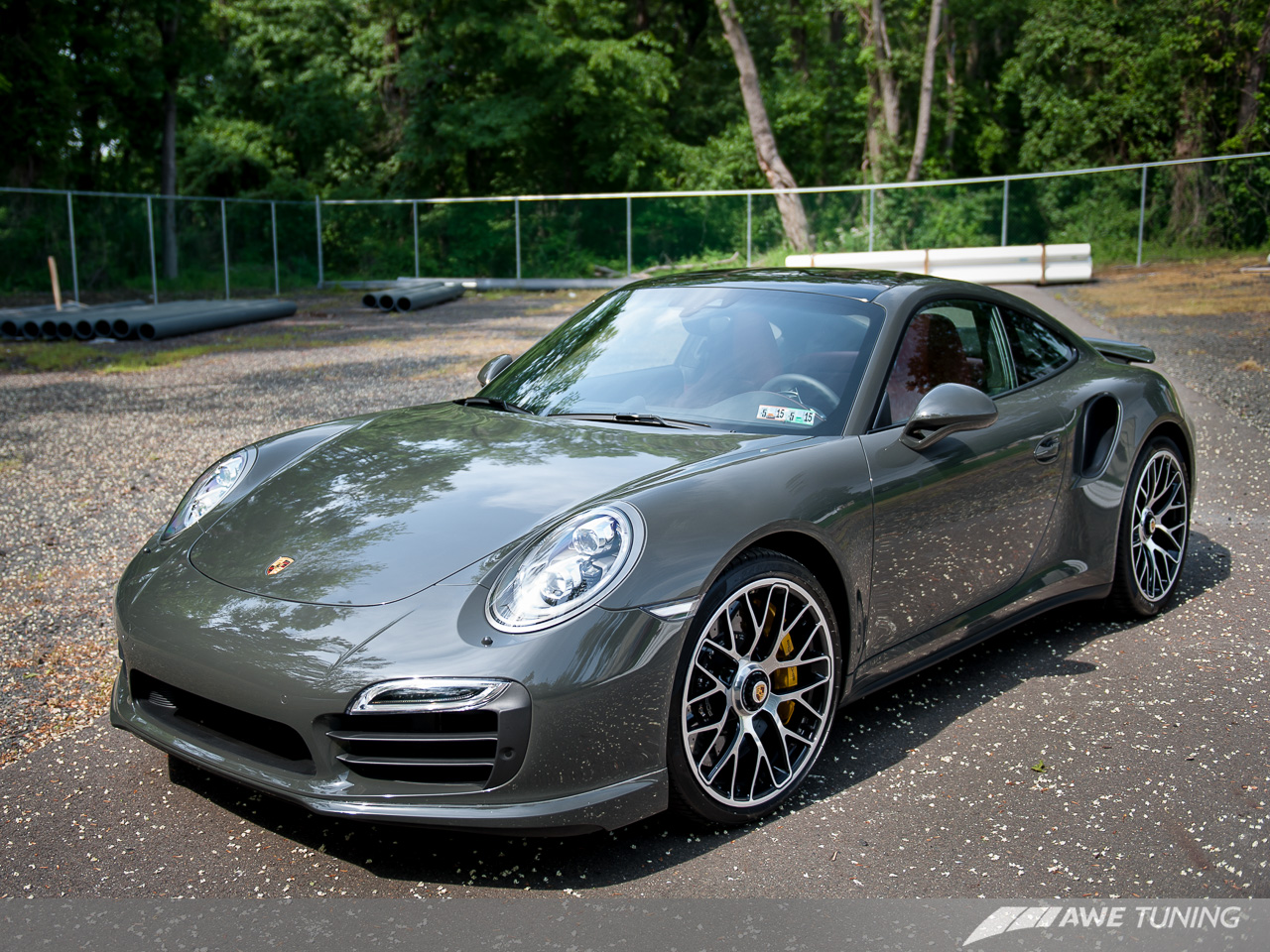 A Special Shade Of Gray Meet The New Awe Tuning Porsche