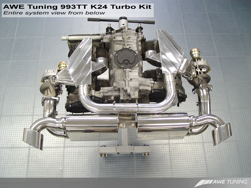 AWE Tuning introduces K24 kit and AWE/Mcneil Competition Exhaust