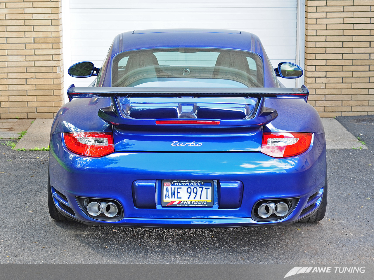 Coming Soon Awe Tuning Quad Tips For The 997 2tt And