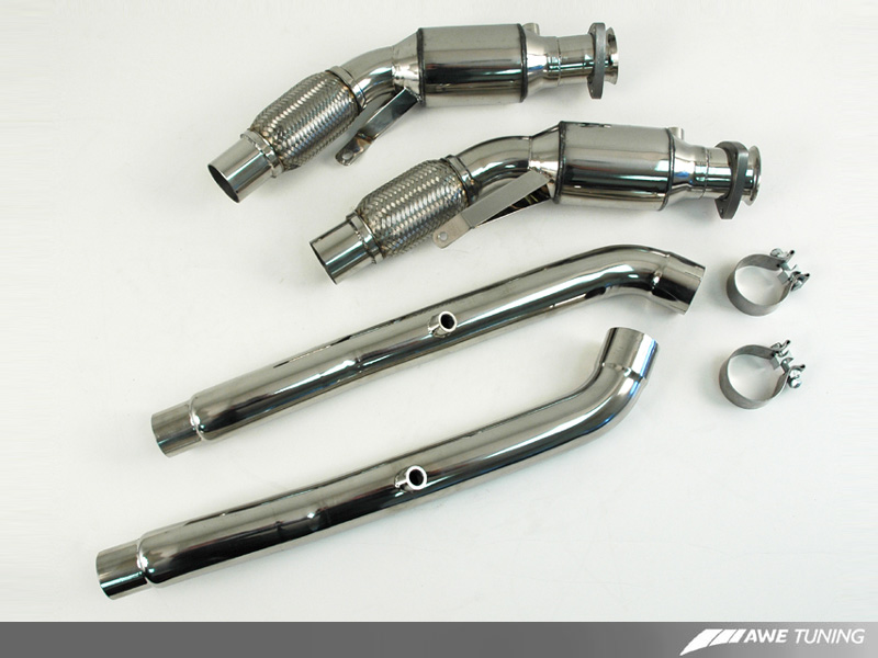 What Downpipes To Use With My Milltek Catback