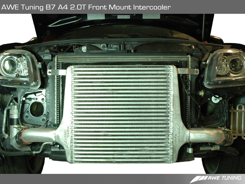 The Best Intercooler For The B7 A4