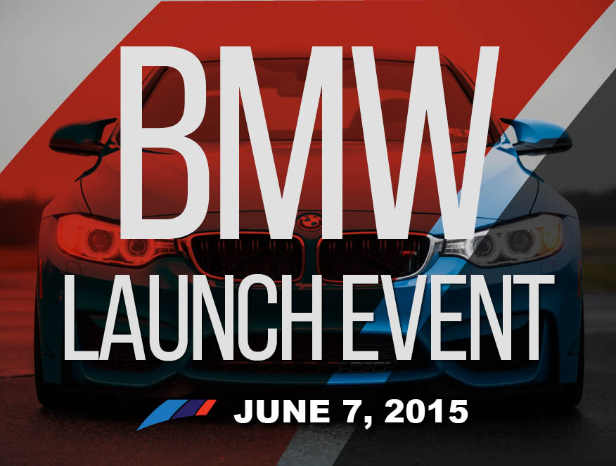AWE TUNING BMW LAUNCH EVENT
