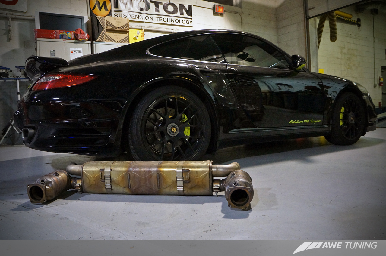 porsche edition 918 spyder gets the awe tuning treatment. Black Bedroom Furniture Sets. Home Design Ideas