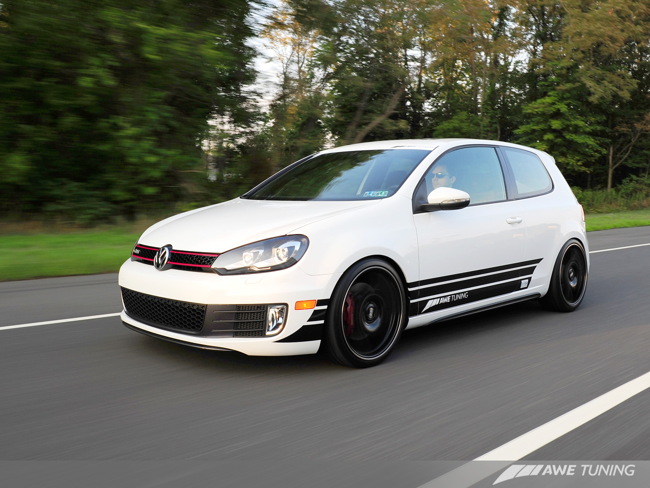 record setting power in stock ready to ship at awe tuning vw gti mkvi forum vw golf r. Black Bedroom Furniture Sets. Home Design Ideas