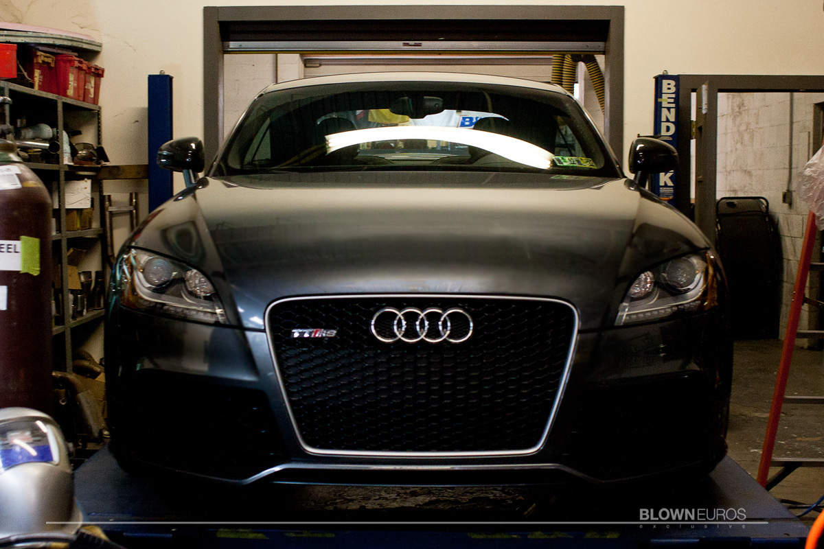 Awe Tuning Audi Tt Rs Build Thread