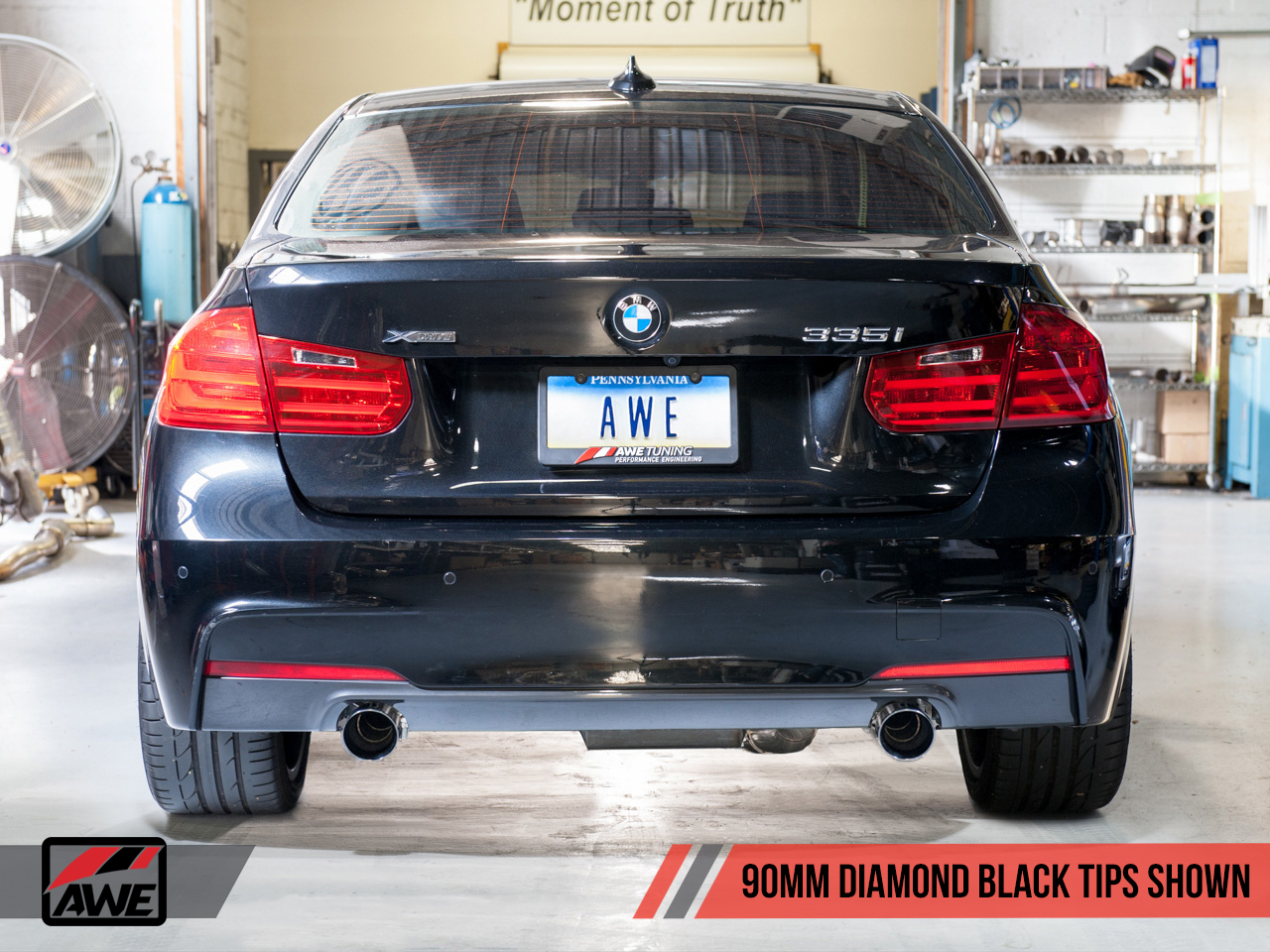 Awe Tuning The Bmw F3x 335i 435i Exhaust Suite Bmw 3 Series And 4 Series Forum F30 F32 F30post