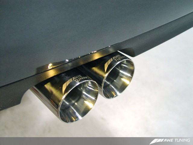 Awe tuning mk4 performance exhaust system awe tuning publicscrutiny Image collections