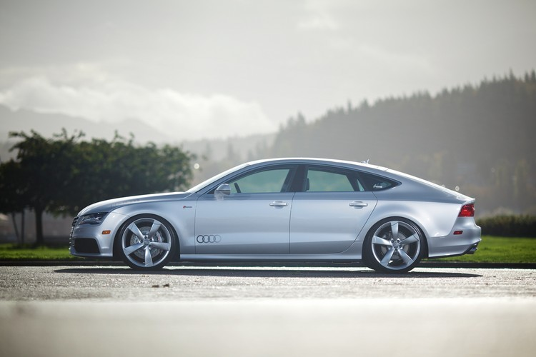 Awe Touring Edition Exhaust Suite For Audi C7 A7 Awe Tuning