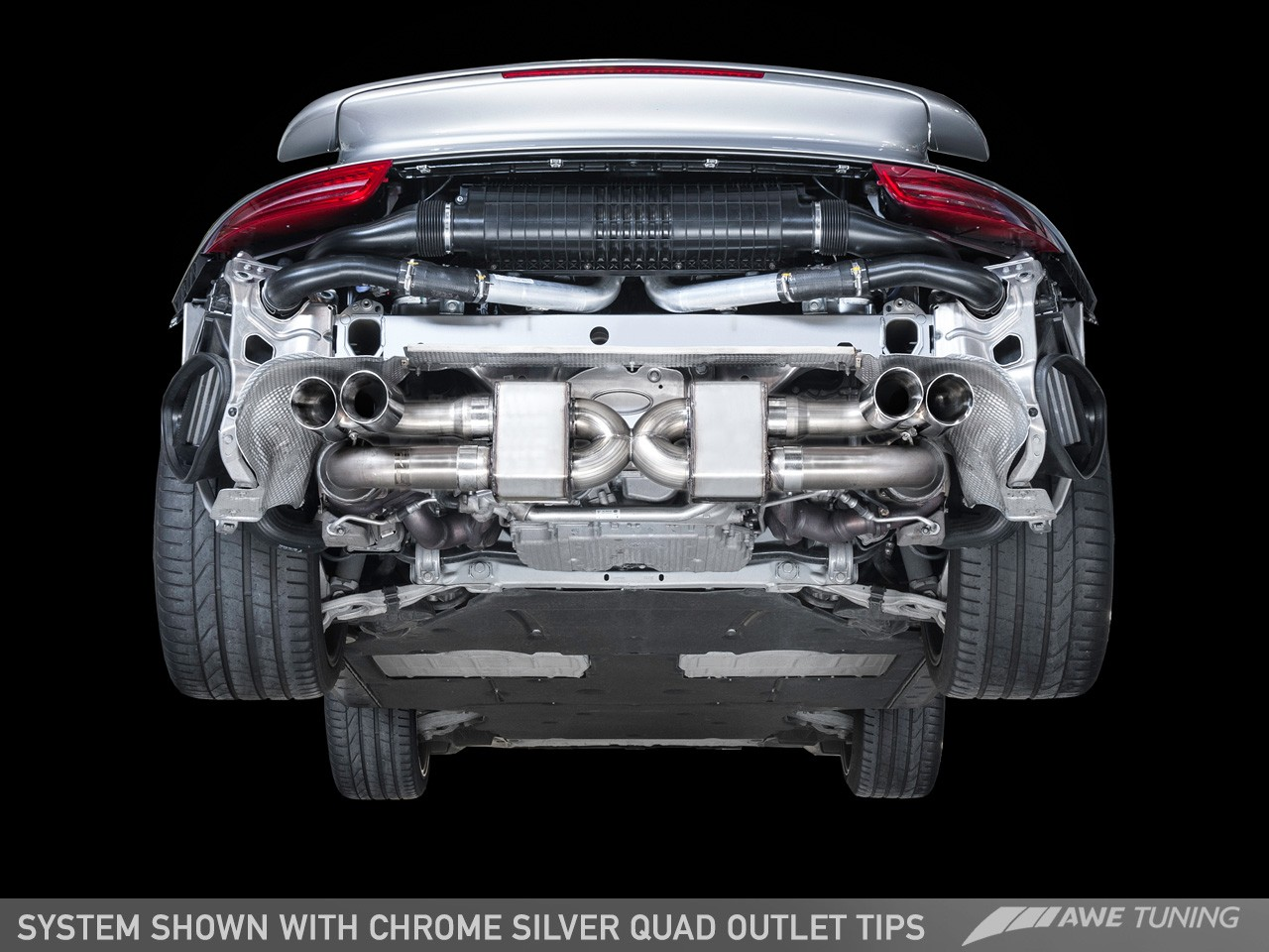 AWE Tuning Porsche 991 Turbo and Turbo S Performance Exhaust System | AWE  Tuning