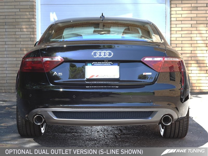 Dual Outlet: Audi A5 Exhaust At Woreks.co
