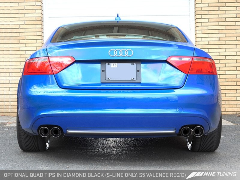 Dual: Audi A5 Exhaust At Woreks.co