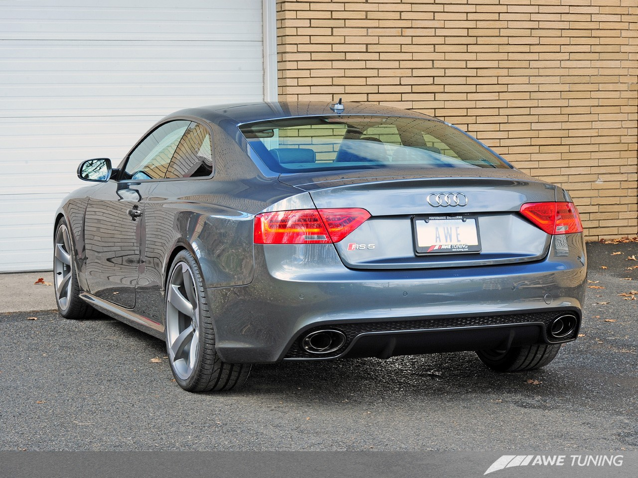 Product Videos Awe Tuning Rs5 Track Edition Exhaust