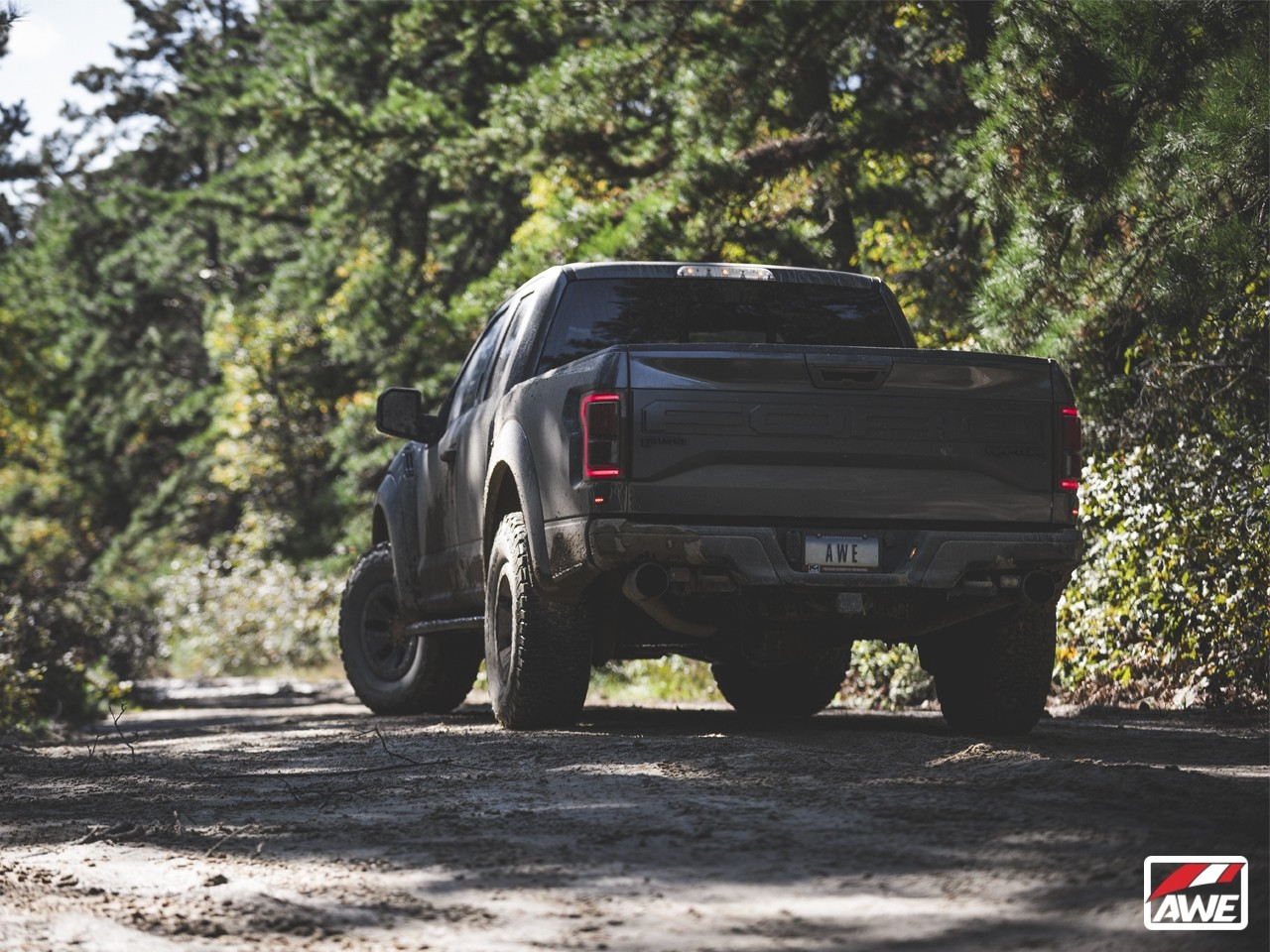 AWE FG Exhaust Suite for the Gen 2 Ford Raptor   AWE Tuning