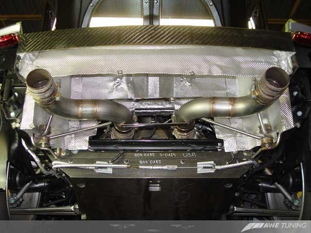 Carrera Gt Straight Pipes ·: Evo X Straight Pipe Exhaust At Woreks.co