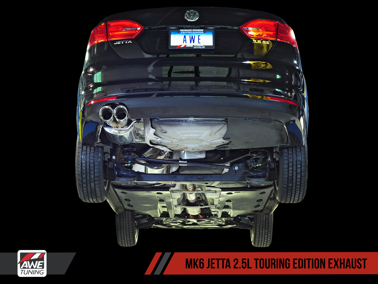 Awe Tuning Mk6 Jetta 25l Exhaust Suite 2011 2 5 Fuel Filter